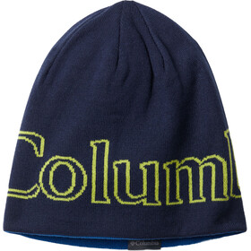 Columbia Urbanization Mix II Bonnet, collegiate navy/bright chartreuse